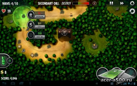 iBomber Defense Pacific (��������� �� ������ 1.0.8)