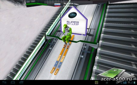 Super Ski Jump (обновлено до версии 1.3.1)