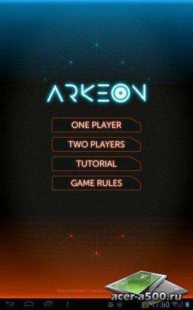 ARKEON (обновлено до версии 1.1.2)