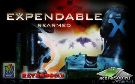 Expendable Rearmed (обновлено до версии 1.1.3)