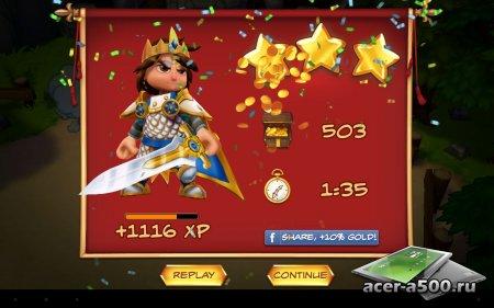 Royal Revolt! (обновлено до версии 1.6.0) [свободные покупки]