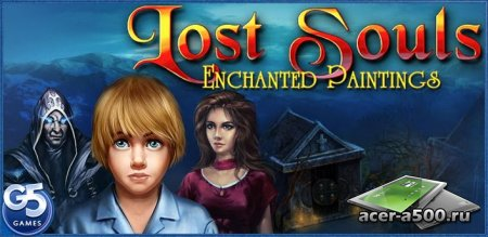 Потерянные Души (Lost Souls: Enchanted Painting) (Full) (обновлено до версии 1.2)