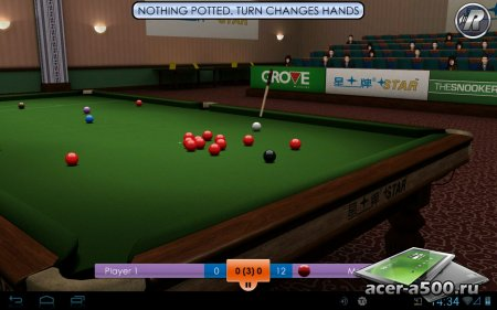 International Snooker Pro THD (обновлено до версии 1.3)