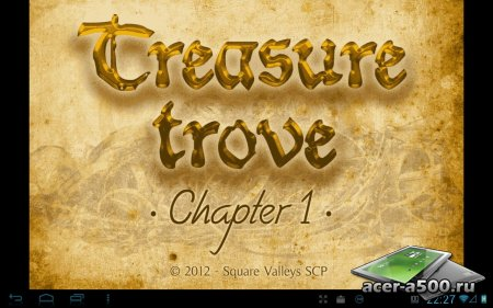 Treasure Trove - Chapter 1 версия 1.3