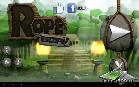 Rope Escape версия 1.01