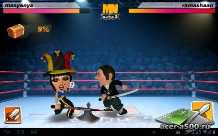 MN Battle 2 by Mamba Nation (обновлено до версии 2.63) [Online]