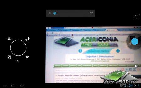 Прошивка Homework Mod V7 Для Acer A500/A501 от Snapacer & Barambuka с android 4.1.2 (Добавлена версия android 4.2 Transform pack edtition)