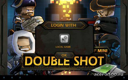 Call of Mini: Double Shot версия 1.2 [Online] [свободные покупки]