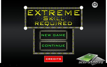 Extreme Skill Required ������ 1.0.0