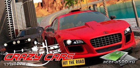 Crazy Cars - Hit The Road HD ������ 1.0 (���������)