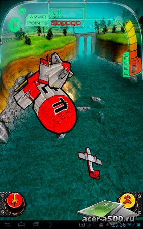 Jet Raiders версия 1002000