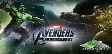 Avengers Initiate + APK для Android 2.x-3.x