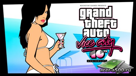 Grand Theft Auto: Vice City Mobile появится в Google Play уже 6 декабря