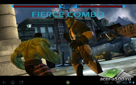 Avengers Initiate (��������� �� ������ 1.0.3) + APK ��� Android 2.x-3.x