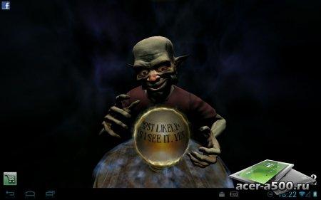 The Amazing Fortune Teller 3D (обновлено до версии 1.3.7) [свободные покупки]