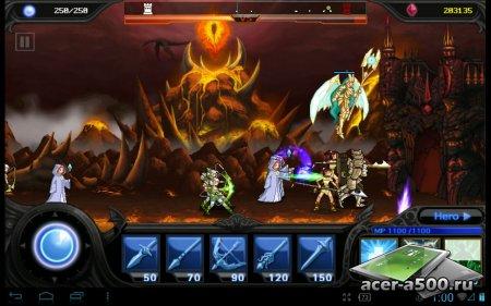 Destiny Defense:Angel or Devil версия 1.1.1 [свободные покупки]