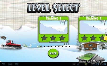 Stickman Ski Racer (Free) версия 1.3