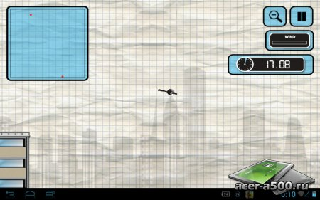 Stickman Base Jumper (Free) версия 1.4