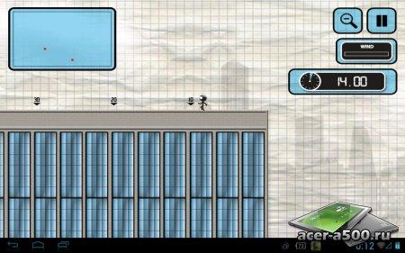 Stickman Base Jumper (Free) версия 1.4
