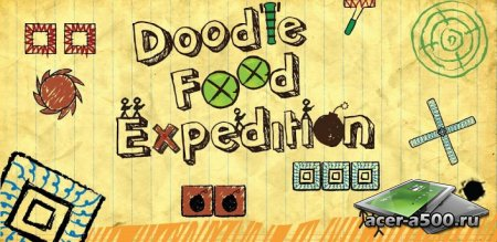 Doodle Food Expedition