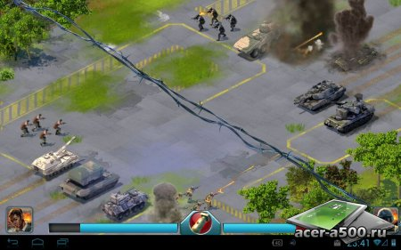 Мир в огне (World at Arms) версия 1.0.7