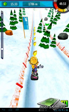 Snow Racer Friends Free ������ 1.0.5 [Online]
