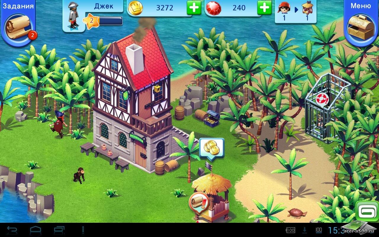 "Игра ""Playmobil Pirates"" для планшетов на Android"