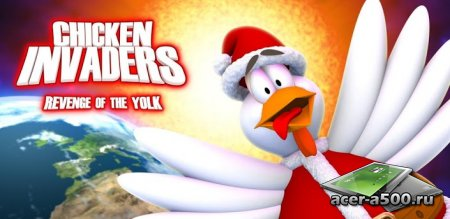 Chicken Invaders 3 Xmas