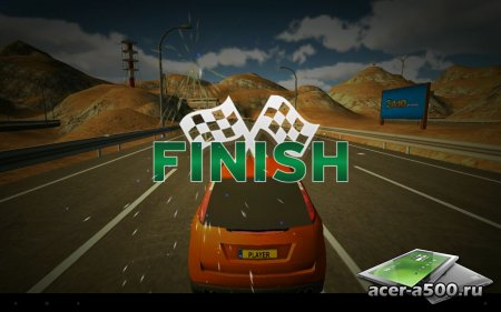 Highway Rally версия 1.001
