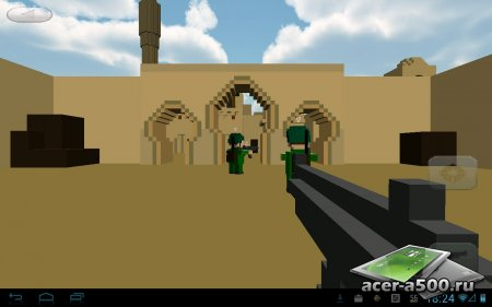 Block Ops - Pocket Edition версия 1.0