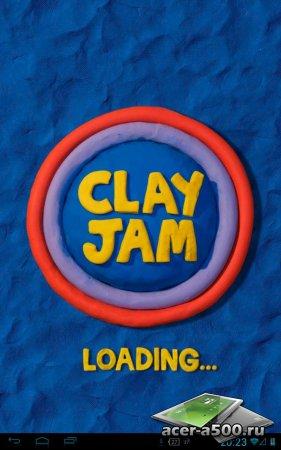 Clay Jam версия 1.4