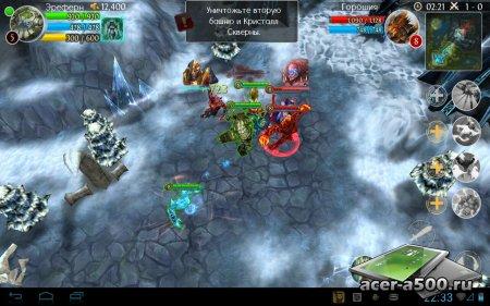 Heroes of Order & Chaos (обновлено до версии 1.1.7)