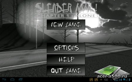 Slender Man! Chapter 1: Alone v7.02