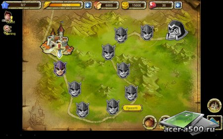 Rage Of Empire версия 1.1.4