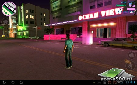 Grand Theft Auto: Vice City v1.03 [мод]