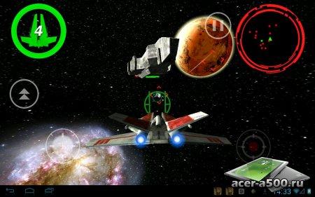 Alpha Squadron (обновлено до версии 1.4.9)