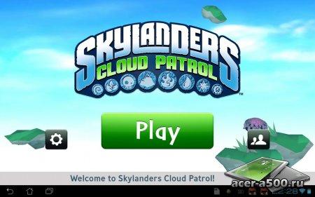 Skylanders Cloud Patrol (обновлено до версии 1.3.0)