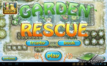 Garden Rescue Christmas версия 1.0.5