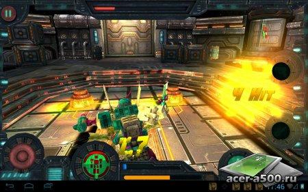 Roblade:Design&Fight версия 1.01 [свободные покупки]