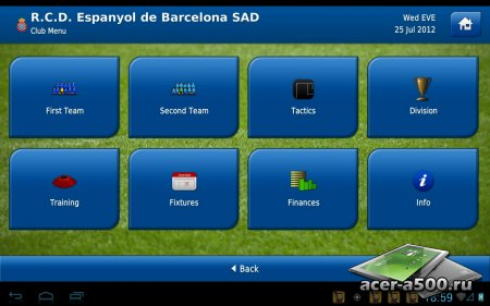 Football Manager Handheld 2013 (обновлено до версии 4.2)