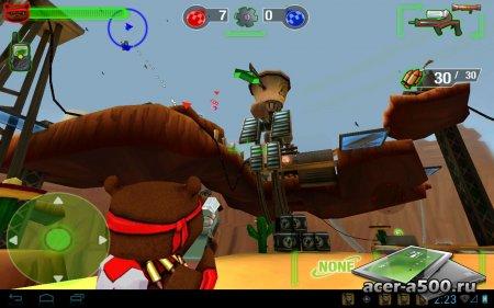Battle Bears Royale версия 1.4 [Online]