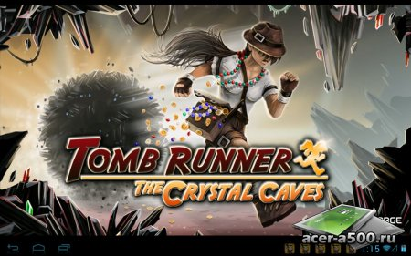 Crystal Runner (Tomb Runner: The Crystal Caves) (обновлено до версии 1.0.1)