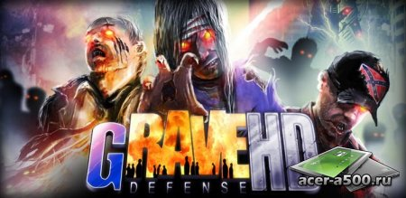 GRave Defense HD (��������� �� ������ 1.15.2)