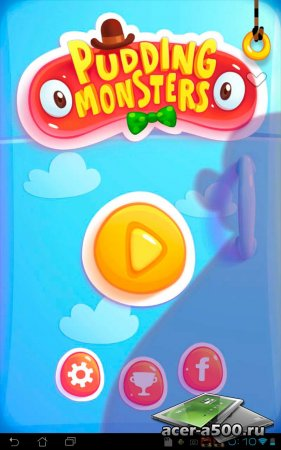 Pudding Monsters HD версия 1.2 [мод]