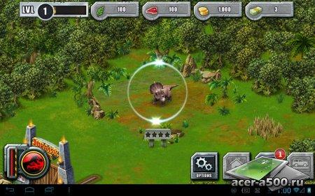 Jurassic Park™ Builder версия 2.0.8 [Online]