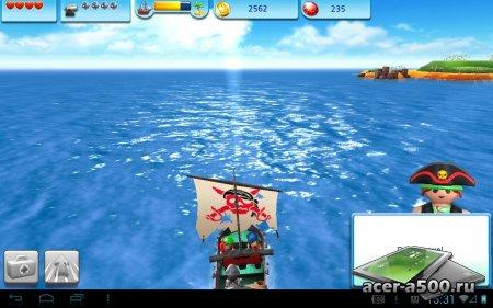 PLAYMOBIL Pirates (обновлено до версии 1.2.4)
