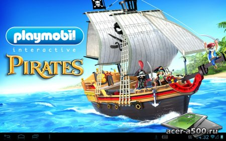 PLAYMOBIL Pirates (обновлено до версии 1.2.4)
