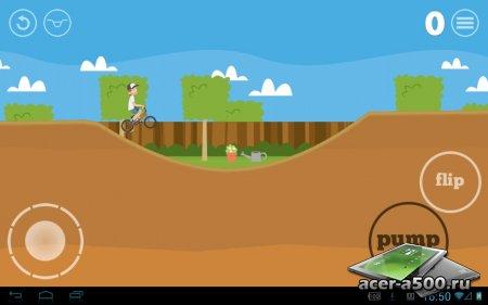 Pumped: BMX (обновлено до версии 1.2)