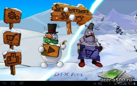 Snowmen Story Dark Side версия 1.3