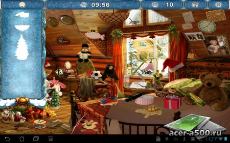Дело о пропавшем Санте. (Christmasville: Missing Santa.) версия 1.0